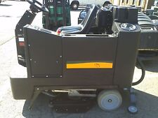 Nss Champ 3329 Ride On Automatic Floor Scrubber 33 60 Day Parts Warranty