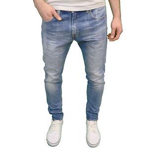 levi 39 s 520 mens designer lightwash extreme taper leg jeans. Black Bedroom Furniture Sets. Home Design Ideas