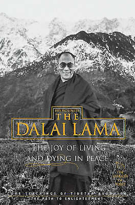 1 of 1 - Joy of Living and Dying in Peace [Sale Edition], Dalai Lama, New
