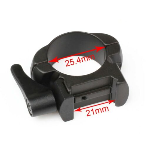 Hunting Accessories Low Profile Scope Mounts Steel Quick Release Hunting Scope