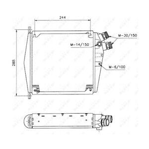 1-Olkuehler-Motoroel-NRF-31062-passend-fuer-PORSCHE