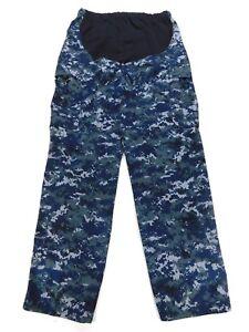 Details about USN US Navy Military Uniform NWU Camo Pants Slacks Womens Maternity Medium M Reg