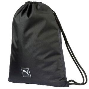 Puma Carry Sack Drawstring Gym Bag   Shoe Bag 4056204911181  57595f05c2abd