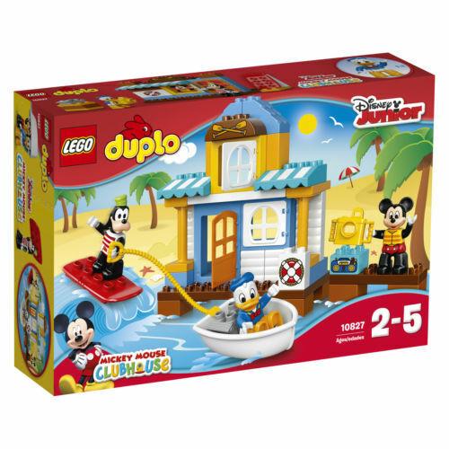 Lego Duplo 10827 - Mickys Strandhaus Strandhaus Strandhaus NEU OVP f85178
