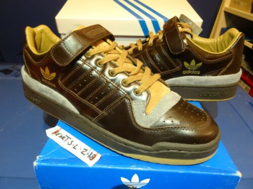 5 Mens Huf 80's Rare 463615 12 Forum Gold Undefeated 25th X Rs Nuovo Sz Lo Adidas AL4j3Rq5