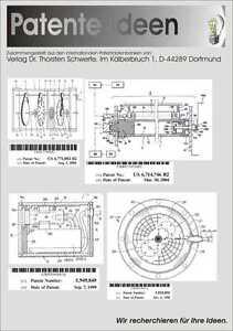 Influenzmaschine-Hochspannung-geniale-Patente