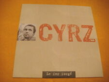 Cardsleeve Single CD CYRZ Le Fer Forgé RARE PROMO 1TR 2005 chanson
