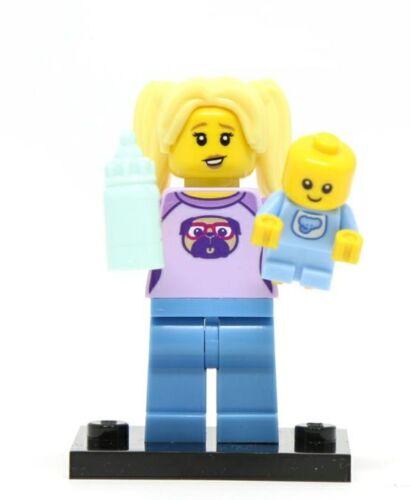 LEGO BABYSITTER #16 Minifigure 71013 Series 16 NEW FACTORY SEALED Baby