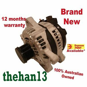 Alternator-For-TOYOTA-HiAce-Commuter-Engine-2TR-FE-2-7L-Petrol-2004-2014