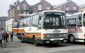 strathclyde-pte-b730chs-volvo-plax-blackpool-85-6x4-Quality-Bus-Photograph