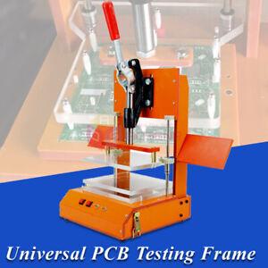 Details about PCB Testing Jig PCBA Test Fixture Tool Bakelite Fixture Test  Rack Test Frame