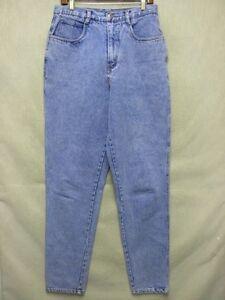 GüNstiger Verkauf A9217 Bill Blass Hochwertig Stein Gewaschen Hochwertig Jeans Damen 30x32 Jeans