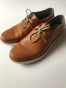 Ohw-Mens-Tan-Leather-Uppers-Size-11-5-Shoes