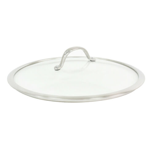 ProCook Professional Anodised Tempered and Heat Resistant Replacement Glass Lid
