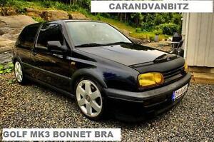 VW-Golf-MK3-VR6-GTI-Bonnet-Sujetador-Negro
