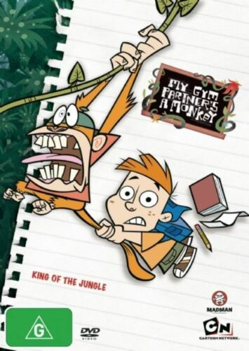 1 of 1 - My Gym Partner's A Monkey : Vol 1 (DVD, 2007) Brand ew sealed free post!