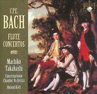 C.P.E. Bach: Flute Concertos (CD, Aug-2009, Brilliant Classics)