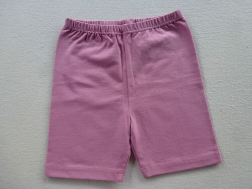68//74 80//86 92//98 94/% Baumwolle NEU Baby Radler Bermuda kurze Hose Shorts Gr