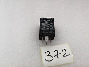 0 335 200 041 Blinkgeber relé nuevo Bosch