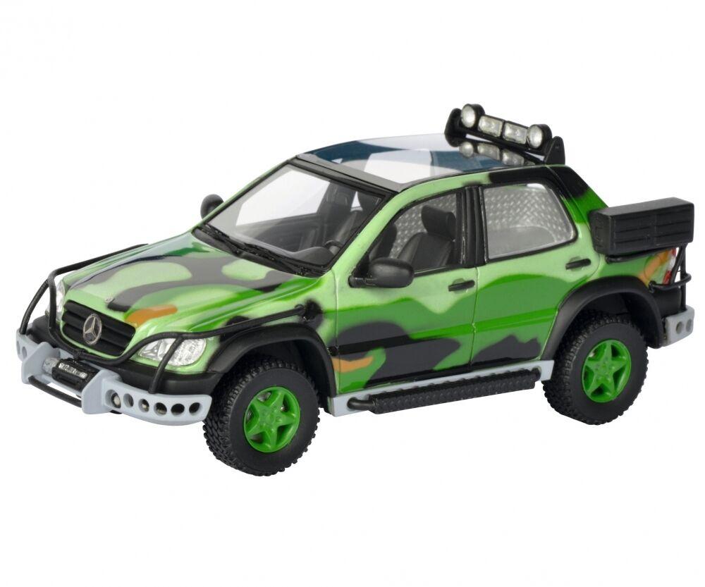 Mercedes - benz ml 320 schuco 450898700 1997  dino - park  ich 1   43
