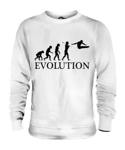 discount GYMNASTICS EVOLUTION OF MAN UNISEX SWEATER MENS WOMENS LADIES GIFT CLOTHING save more