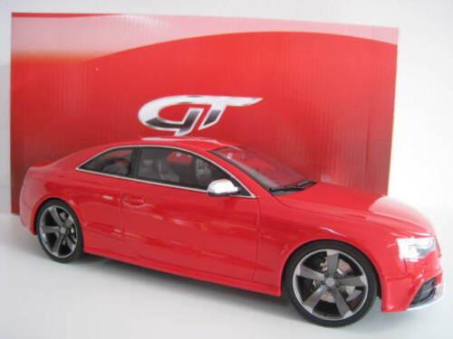 Audi rs5 en rojo GT Spirit escala 1:18 OVP nuevo