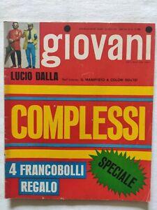 RIVISTA-GIOVANI-N-16-1967-PETULA-CLARK-POLNAREFF-GENOVA-LONDRA