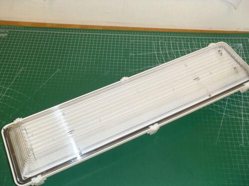 LITHONIA FEM2 2 17 BMPCL MVOLT GEB10IS PLCL Vapor Tight Fixture T8
