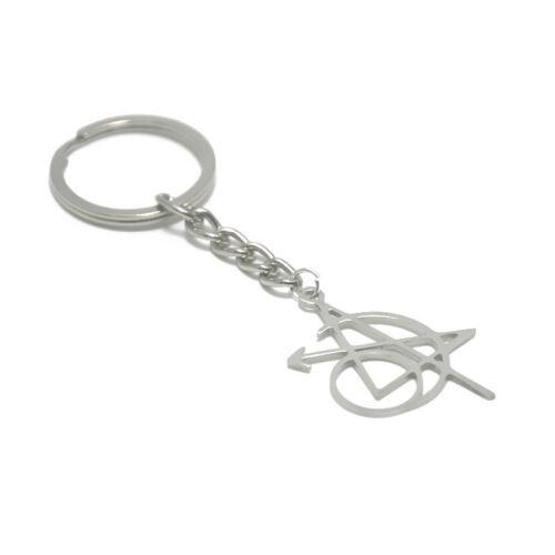 The avengers Sigil charm Necklace founder avenger Symbol bangle keyring bookmark