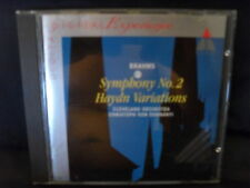 Brahms - Symphony No.2 -Cleveland Orchestra / Dohnanyi