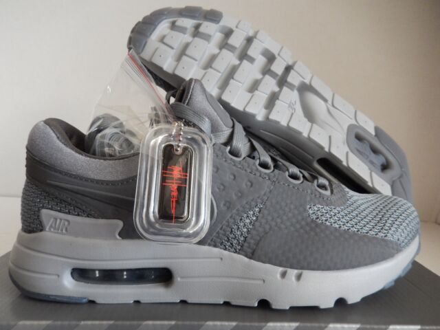 SALE NIKE AIR MAX ZERO QS COOL GREY DARK WOLF 789695 003 SZ 8 8.5 9 NEW