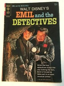 Comic-Book-Emil-And-The-Detectives-Walt-Disney
