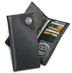 66aff7e76c1ac Image is loading Jack-Daniels-Distillers-Choice-Rodeo-Style-Wallet-Black-