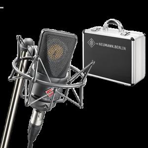 Neumann TLM 103 MT Anniversary Microphone Matte Black w/ Shockmount + Case