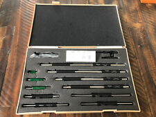 Mitutoyo No 167 Series Micrometer Standard Set 1 11 Range