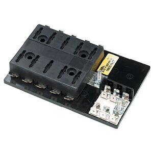 10-Gang-ATO-or-ATC-Fuse-Block-with-Negative-Common-Bus-Bar-for-Boats