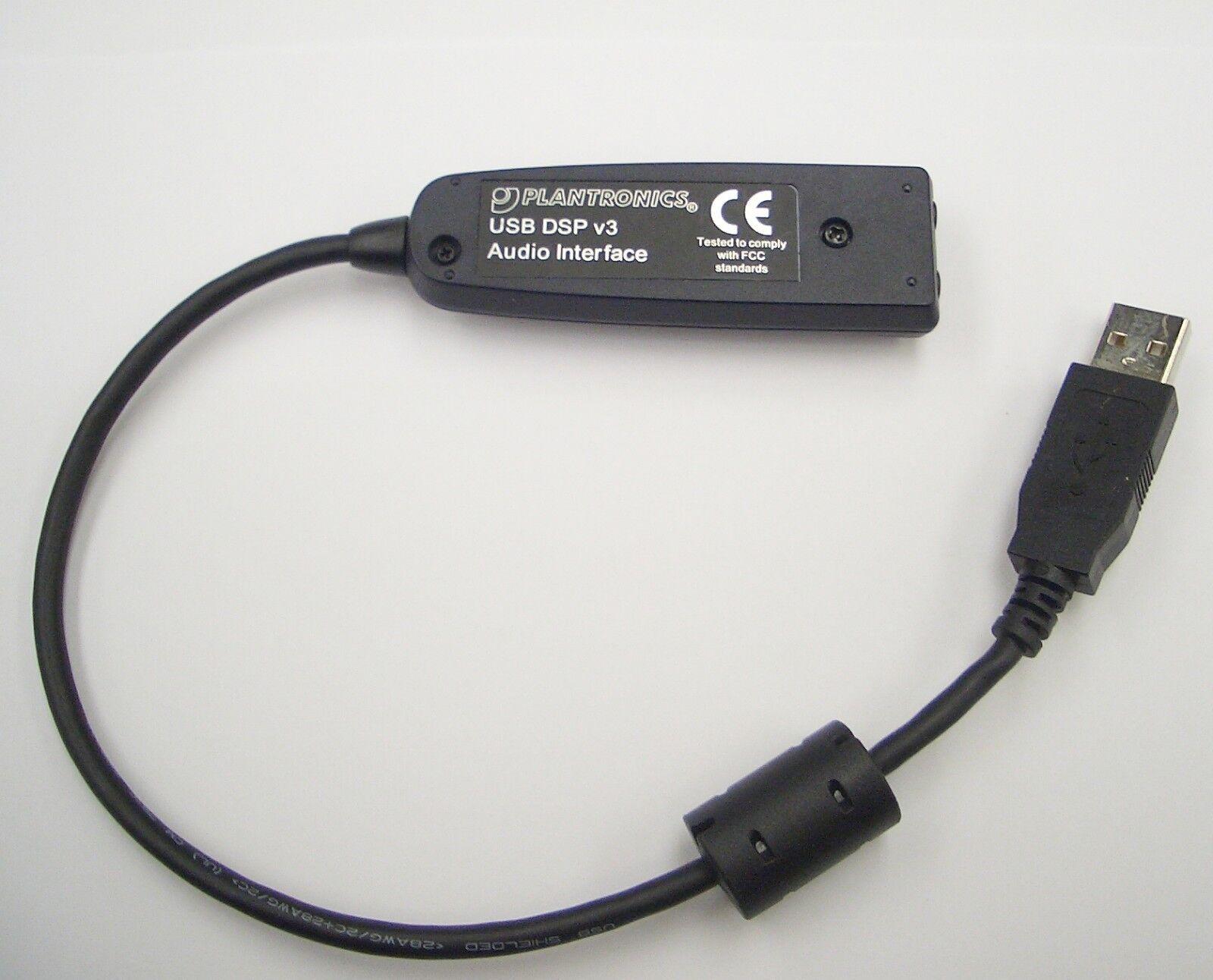 PLANTRONICS USB DSP DRIVER FREE