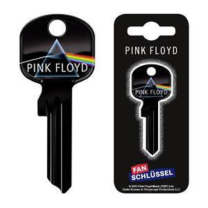 Pink Floyd Fanschlüssel - Dark Side of the Moon - Univ. Schlüsselrohli<wbr/>ng U15D