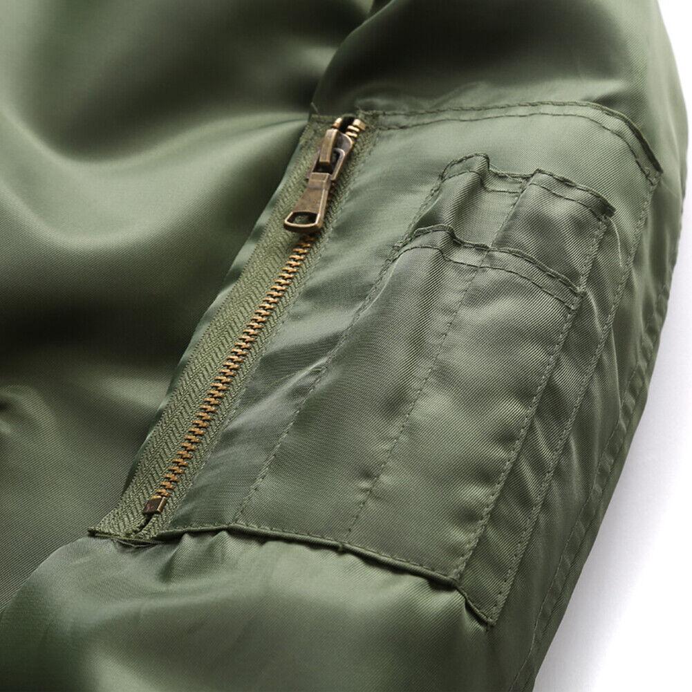 Fall-Winter Mens Slim Lightweight Jacket