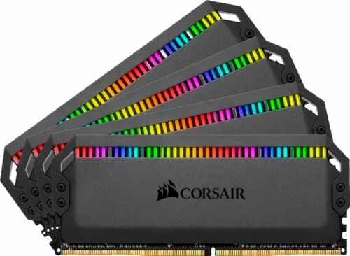 2PK 8GB CORSAIR 3.2GHz PC4-25600 DDR4 DIMM Un... Dominator Platinum RGB 16GB