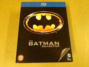 4-DISC-BLU-RAY-BOX-THE-BATMAN-COLLECTION