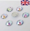 Crystals-AB-Rhinestones-trim-Flat-Back-sewing-2-Hole-Stones-Resin-Beads-11 thumbnail 7