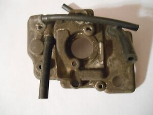 Details about NEW HOMELITE 330 CARB PLATE