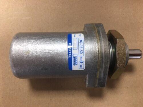 Single acting cylinder AG-35-50 Pneumatik AG-35-50 FESTO Druckluftzylinder