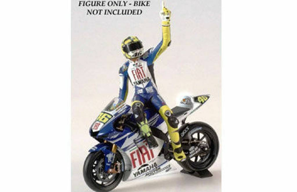 MINICHAMPS MINICHAMPS MINICHAMPS 312 079046 Riding Figure VALENTINO ROSSI JEREZ MOTOGP 2007 1:12th | Sale Online  9308a5