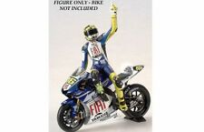 MINICHAMPS 312 079046 Riding figure Valentino Rossi Jerez MotoGP 2007 1:12th