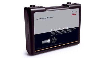 Audi Original Felgenschloss Satz A1 A3 TT A4 A5 A6 TTS - 4F0071455