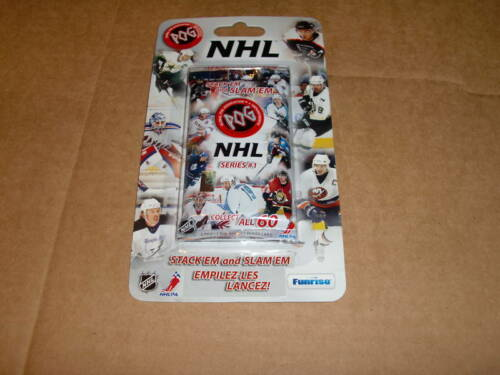 BLAKE UNOPENED  10 PACKS POGS NHL HOCKEY BY FUNRISE and GPA 2006 OVECHKIN