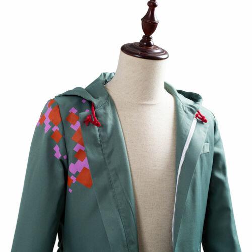 Super Danganronpa 2 Ronpa Nagito Komaeda Cosplay Costume Jacket Only Coat