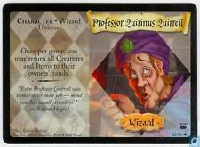 Harry Potter TCG Diagon Alley Professor Quirinus Quirrell 22/80